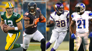NFC-North-Players